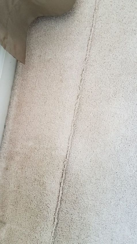 q how can i fix bumps in my carpets