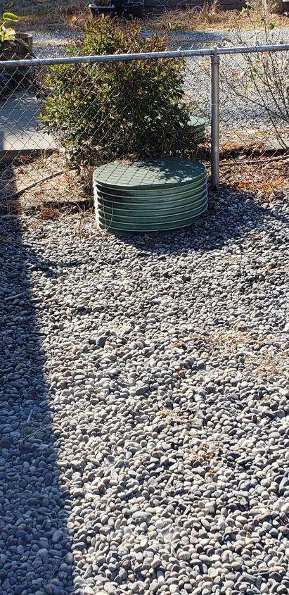 q cut down too tall septic cover risers
