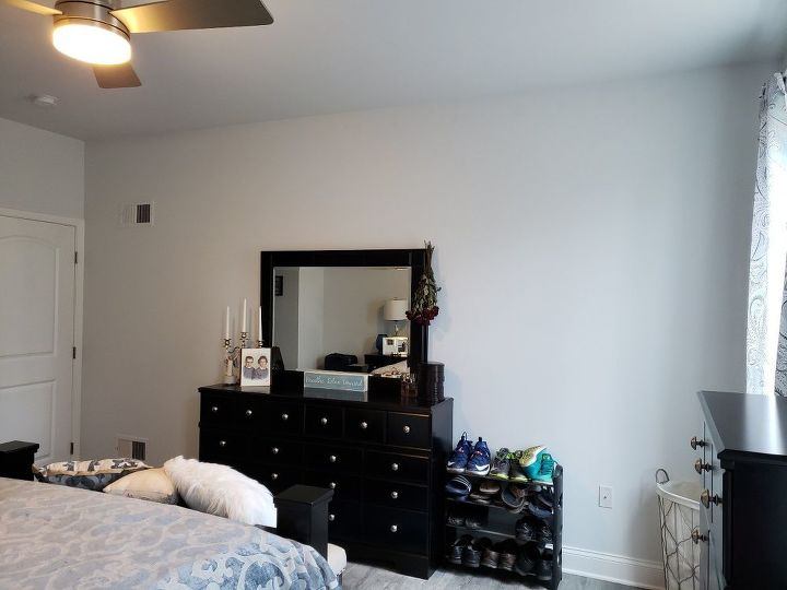 q where do we placeour tv in our master bedroom