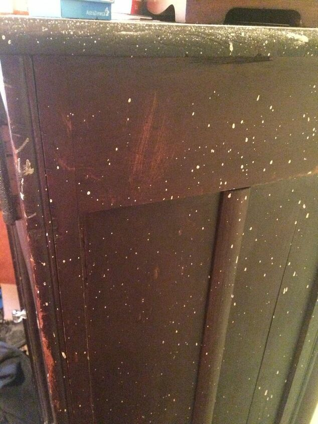 Incredible How To Remove Spray Paint Off Of Furniture Hometalk Home Remodeling Inspirations Genioncuboardxyz