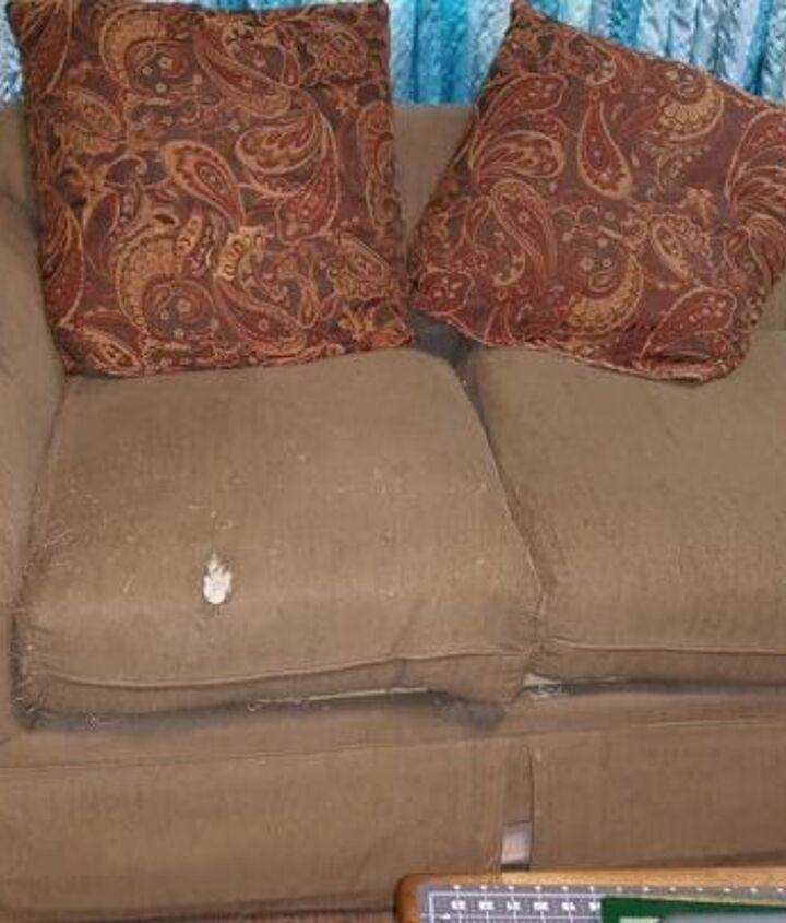 love seat makeover