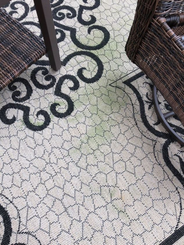 Q How Can I Safely Clean My Outdoor Rug