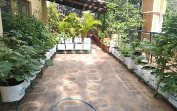 benefits of using metal stands to setup your organic garden