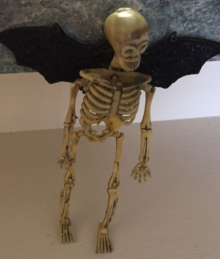 A Batty Skeleton
