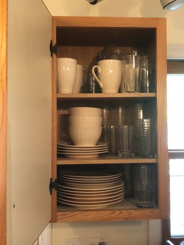 q kitchen cabinets from the 70 s