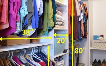 how to organize your closets with custom built ins