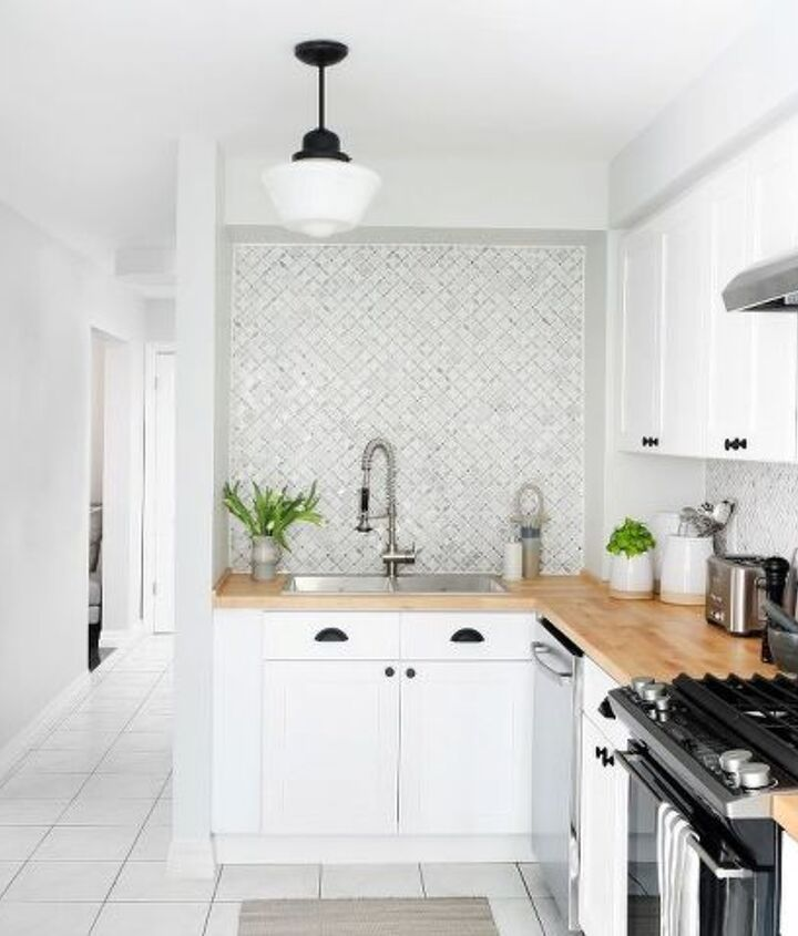 kitchen renovation to sell a home