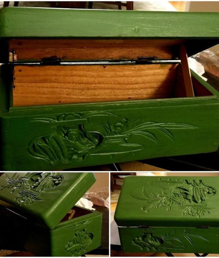 jewelry box revival
