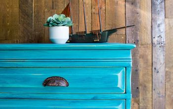 color washing painted furniture