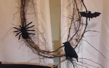 halloween wreaths using dollar store items
