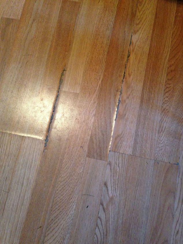 How Do I Camouflage Water Damaged Laminate Flooring Hometalk