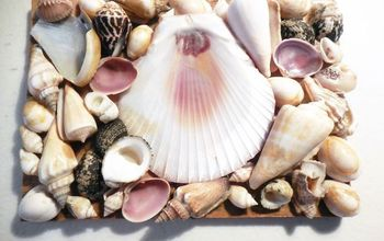 seashell memento box