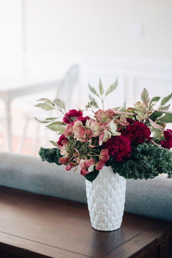 flower arranging 101 a simple formula for lush arrangements