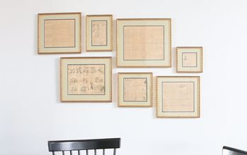 Our Foolproof Way to Hang a Gallery Wall