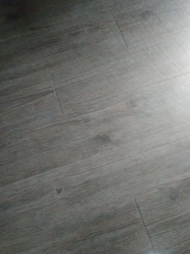 q how to remove scratches and give my flooring a little shine