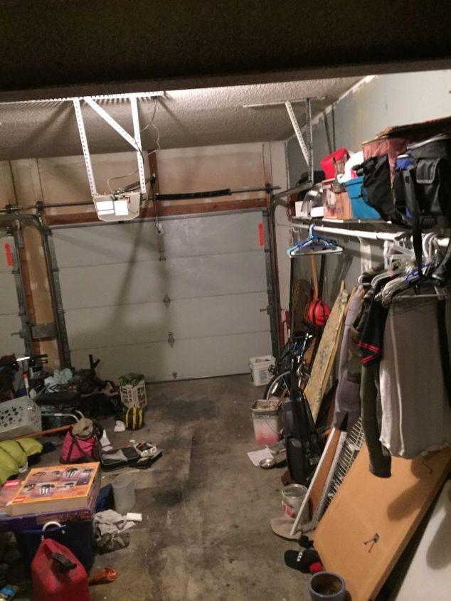 q organize my garage