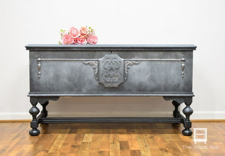 s 10 of our favorite ways to paint that old piece, The smokey style