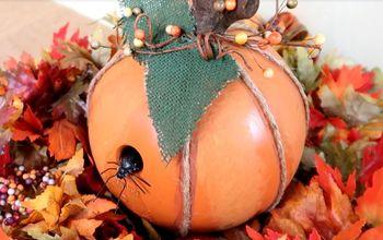 four pumpkins in under 10 minutes
