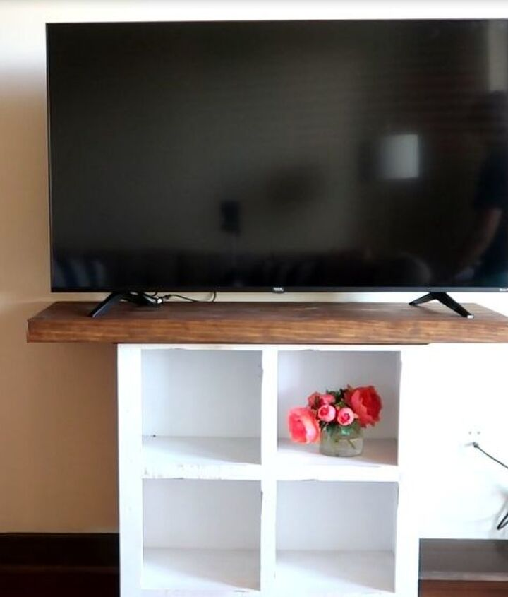 improved television stand