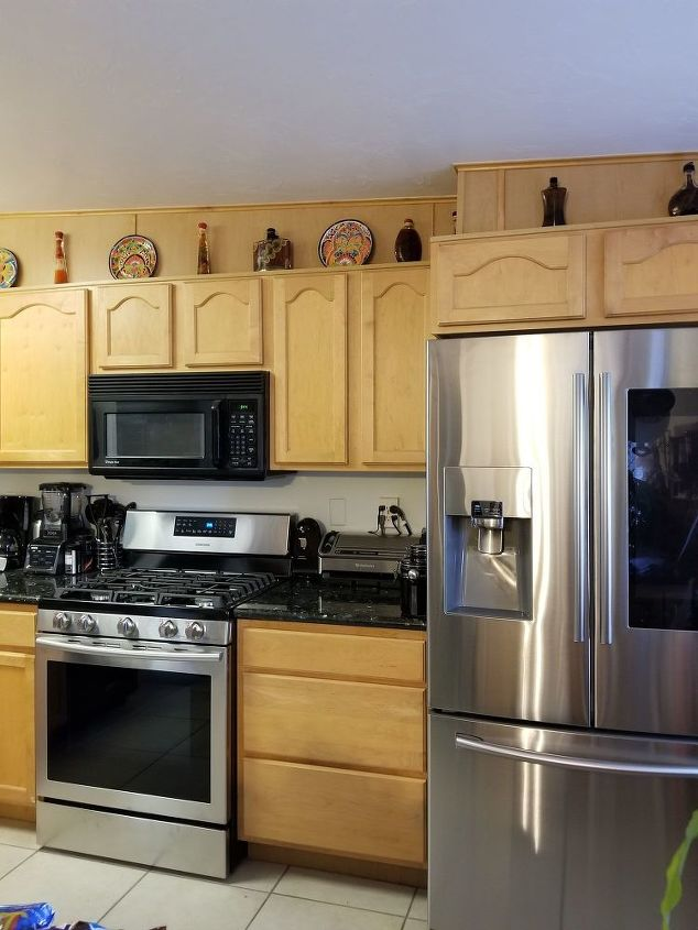 q how do i add a one piece stainless steel back splash to the kitchen