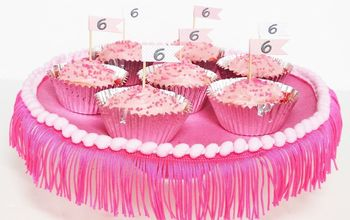 DIY Cupcake Tray for a Party