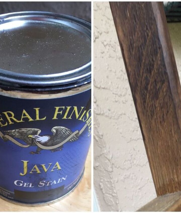 Java Gel Stain for Color