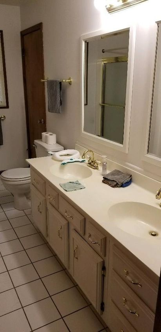 How do I raise a bathroom vanity? | Hometalk How To Raise A Bathroom Vanity Cabinet on