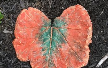 fall stepping stone