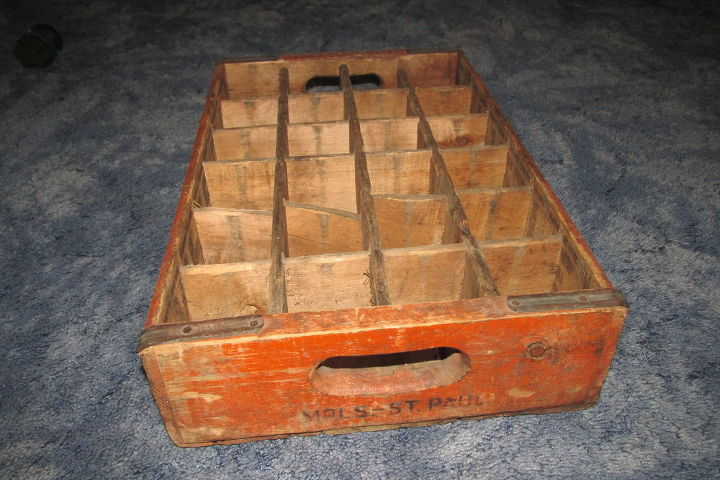 q what to do with this crate