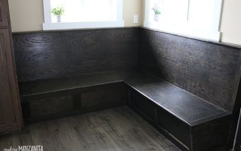 installing banquette bench booth seating in your kitchen