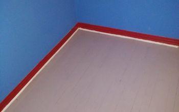 Carpet Removal & Floor Renovation.