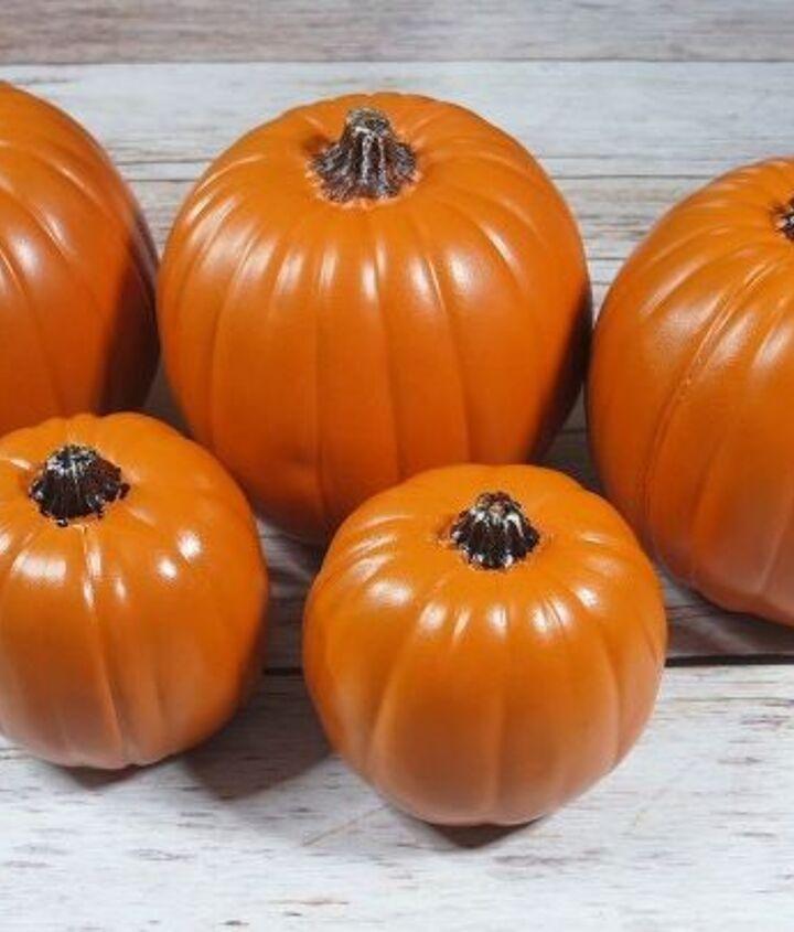 3 faux pumpkin diy ideas you haven t seen before