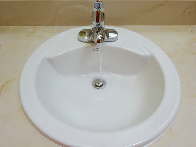 how to clear a clogged sink drain without chemicals