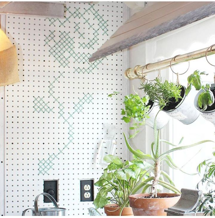 farmhouse kitchen awning