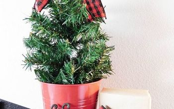 what to do with leftover christmas garland