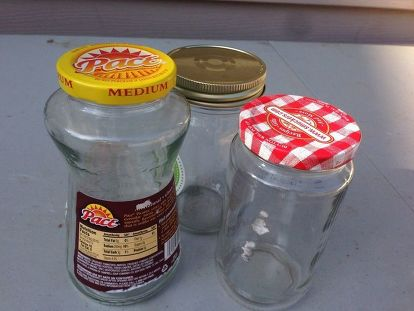 How To Make Your Own Clear Labels For Pantry Jars From Ng Tape