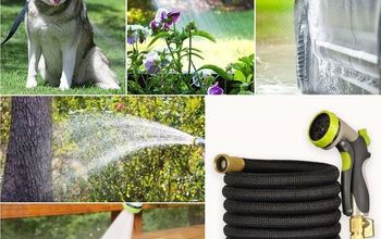 how to choose an expandable garden hose