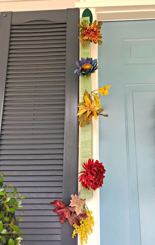 make this for your fall front door