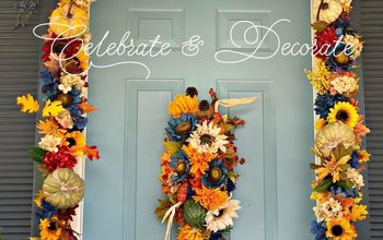 Make This for Your Fall Front Door!