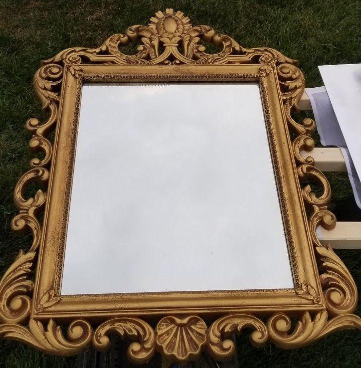 haunted mirror