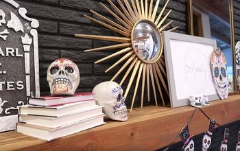 DIY Dollar Store Halloween Decor