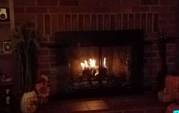 How do we install gas fireplace logs??