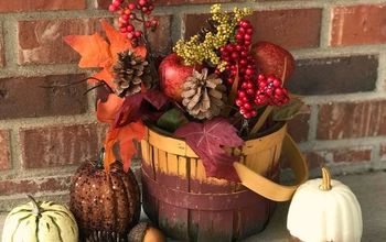 Learn How To Make This Fun And Festive Fall Decor Centerpiece