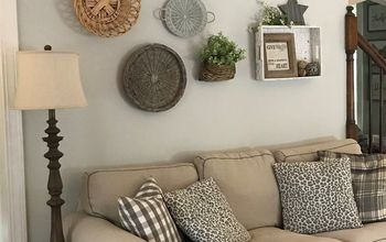 Decorating Above a Sofa
