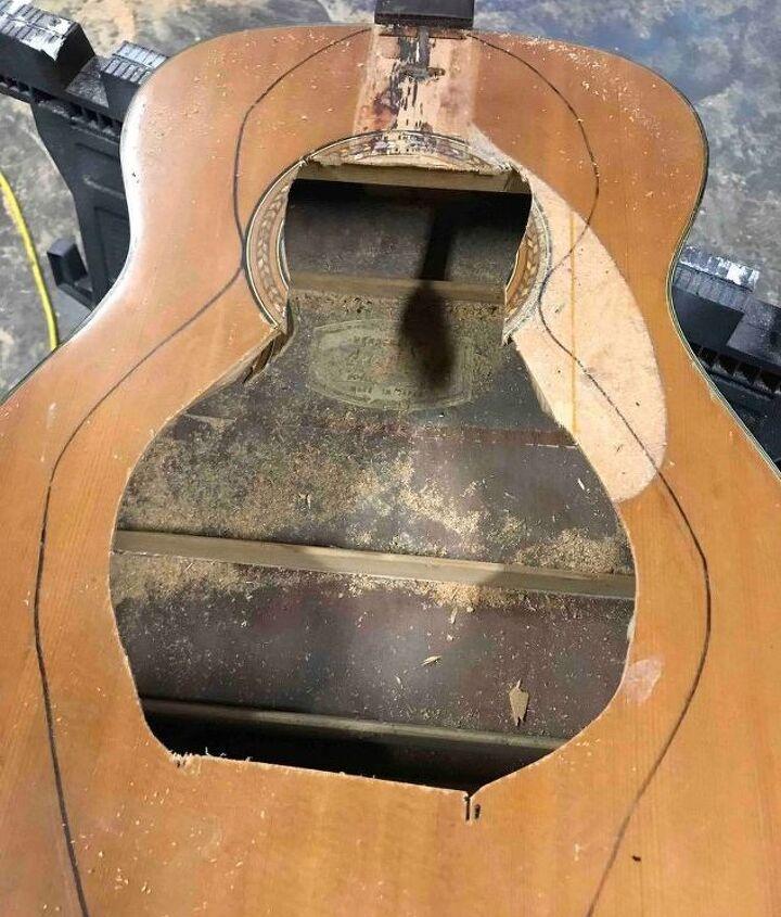 jack o lantern guitar