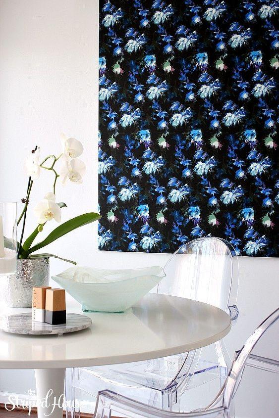 big bold fabric art
