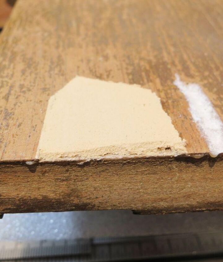 repairing veneer