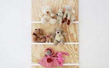 kids soft toy hanging storage