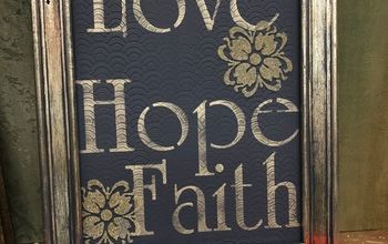 Love Hope and Faith