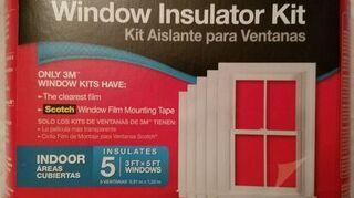 Do I Put Plastic On The Inside Of Window Or The Outside Hometalk